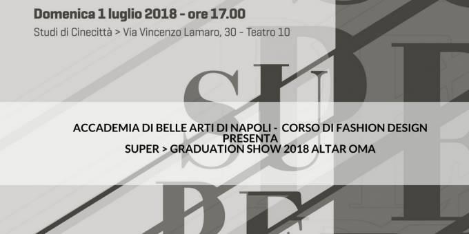 Unfolding roma accademia di belle arti di napoli corso for Corso interior design napoli