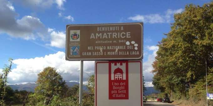Amatrice A Due Mesi Dal Terribile Sisma