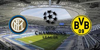 CHAMPIONS LEAGUE 2019 2020 INTER BORUSSIA DORTMUND 2-0