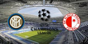 CHAMPIONS LEAGUE 2019-2020 INTER SLAVIA PRAGA 1-1