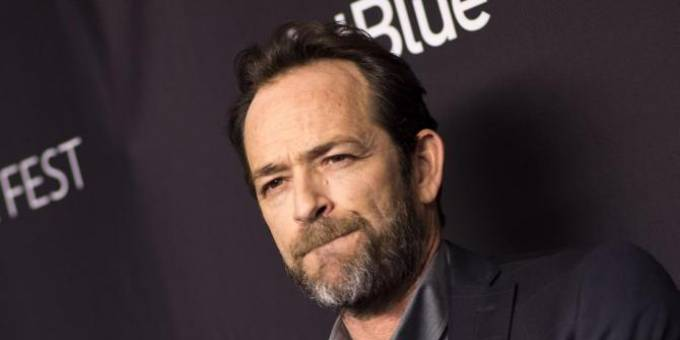 E' Morto Luke Perry