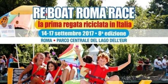 FAI LA DIFFERENZA, C'E'… RE BOAT ROMA RACE
