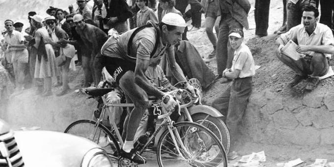Il Presidente Mattarella ricorda i 100 anni di Fausto Coppi
