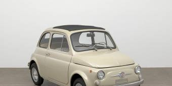 La Fiat 500 In Mostra Al MoMA Di New York