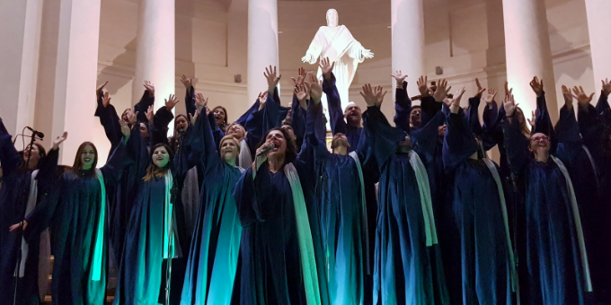 PHOENIX GOSPEL CHOIR