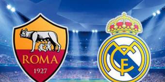 PRE-MATCH AMICHEVOLE ROMA – REAL MADRID