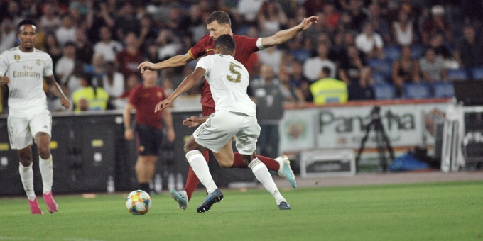 ROMA – REAL MADRID 2-2 (7-6). LE PAGELLE GIALLOROSSE