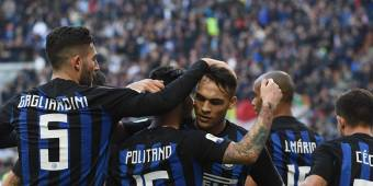 SERIE A 2018 2019 INTER SPAL 2-0