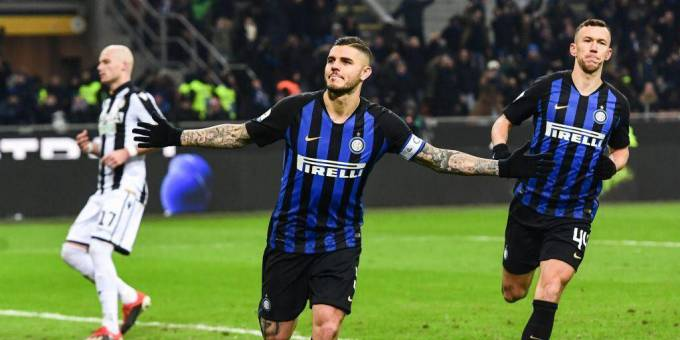 SERIE A 2018-2019 INTER UDINESE 1-0