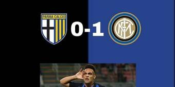 SERIE A 2018-2019 PARMA INTER 0-1