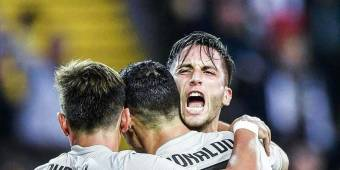 SERIE A 2018-2019 UDINESE JUVENTUS 0-2