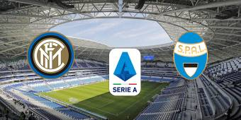 SERIE A 2019 2020 INTER  SPAL  2-1