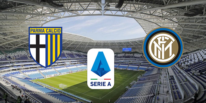 SERIE A 2019 2020 PARMA INTER 1-2