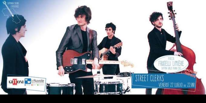 Street Clerks, Ciuffi Rossi E  The Shak E Speares In Concerto