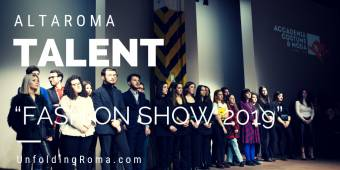 TALENTS 2019 FASHION SHOW ALTAROMA - PRATIBUS DISTRICT