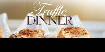TRUFFLE DINNER  - Buon Compleanno PICCADILLY -