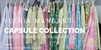 YLENIA MANGANO CAPSULE COLLECTION